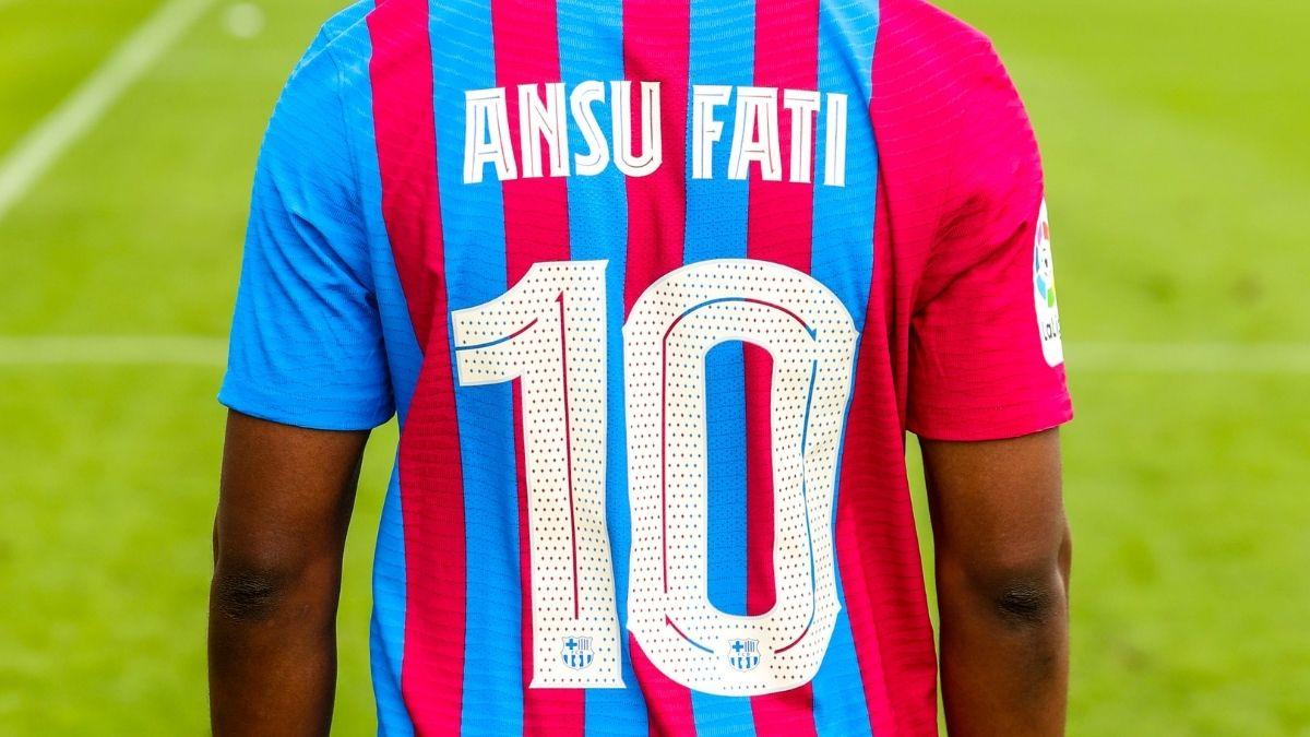 Barcellona, Ansu Fati