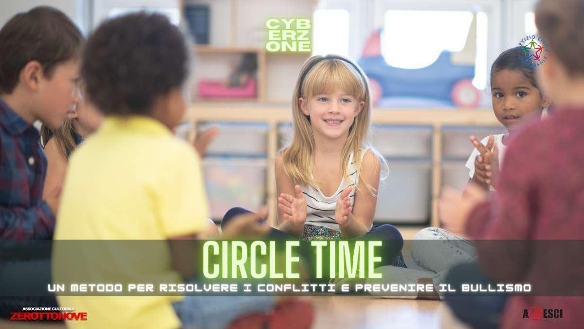 bullismo circle time