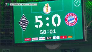 Bayern umiliato, sconfitta storica in coppa di lega